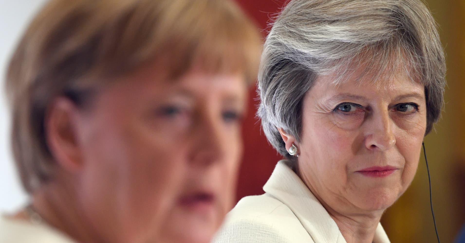 Brexit is a revolt against a German-run European super-state