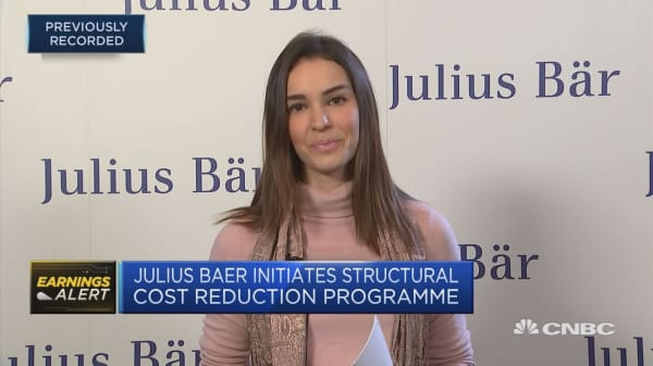 Julius Baer beat new money expectations but questions over cost control remain