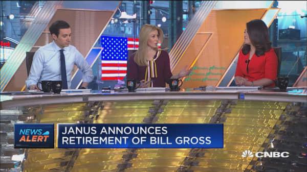 The bond king Bill Gross retires from investment firm Janus Henderson