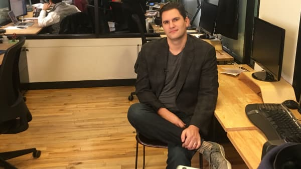 EasyKnock CEO Jarred Kessler