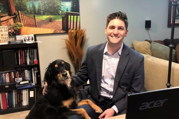 Cleveland-based financial planner Michael Kelley regularly works with millennials on their financial goals.