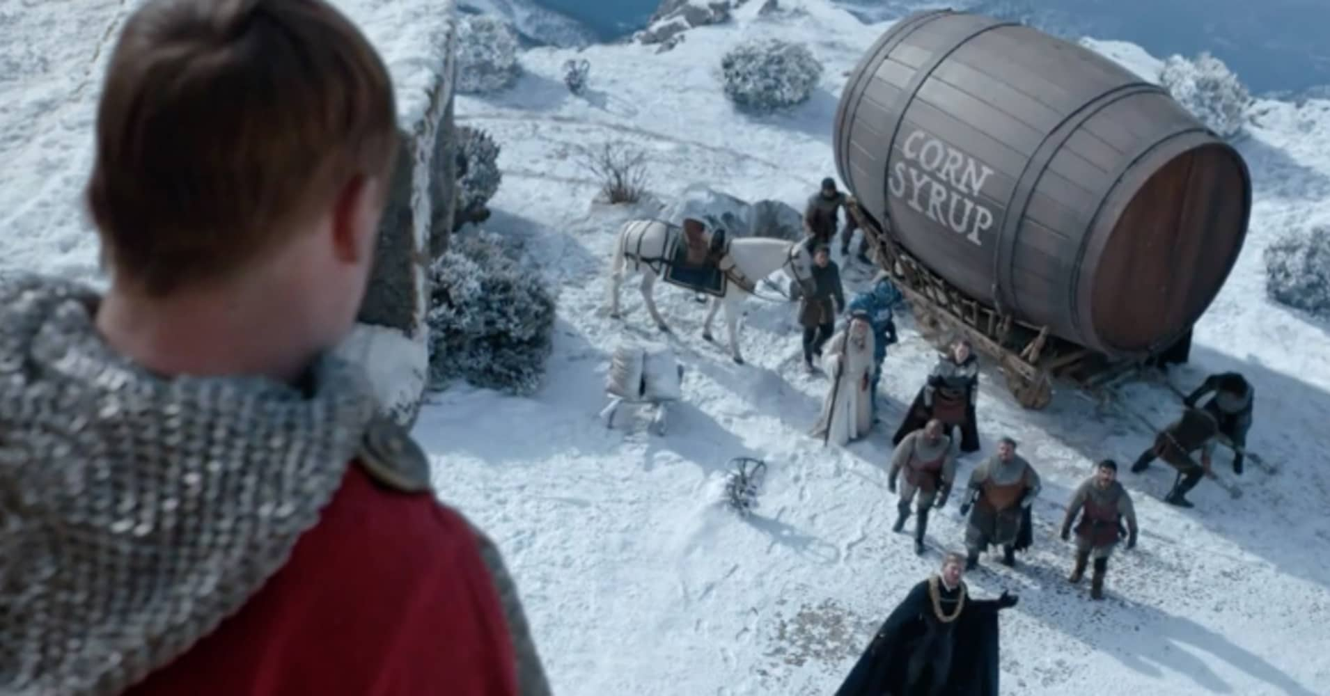 AB InBev alleges that a MillerCoors executive thanked the brewer for its controversial Super Bowl ad