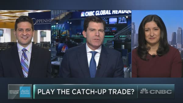 Two breakout picks for investors left out of the market rally