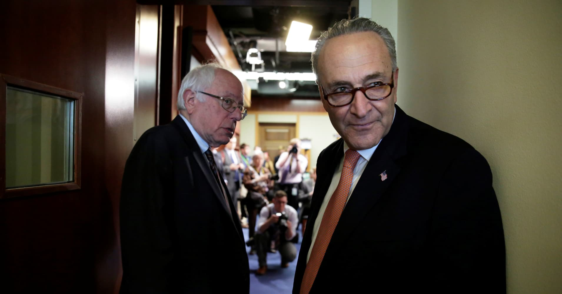 Sanders and Schumer's buyback plan is treating the wrong problem, says economist