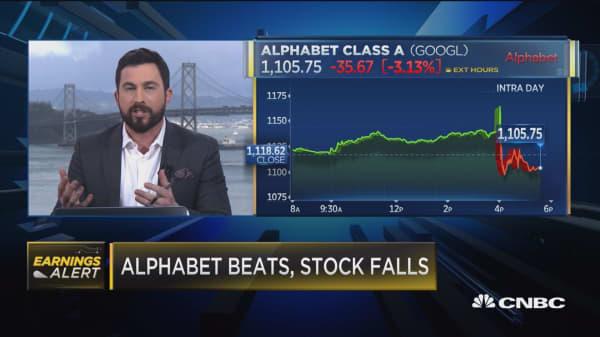 Loup Ventures Gene Munster gives instant reaction to Alphabet earnings