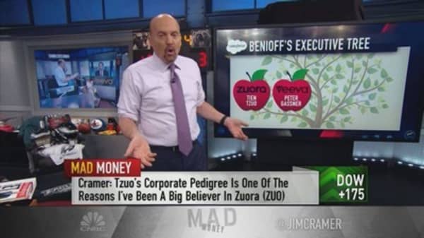 When you're picking stocks, consider the CEOs who have learned from the best: Jim Cramer