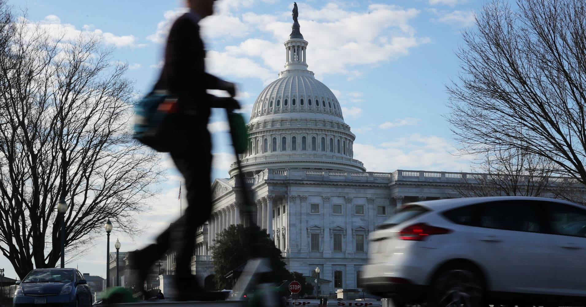 Senate has the votes to pass spending bill, prevent another government shutdown
