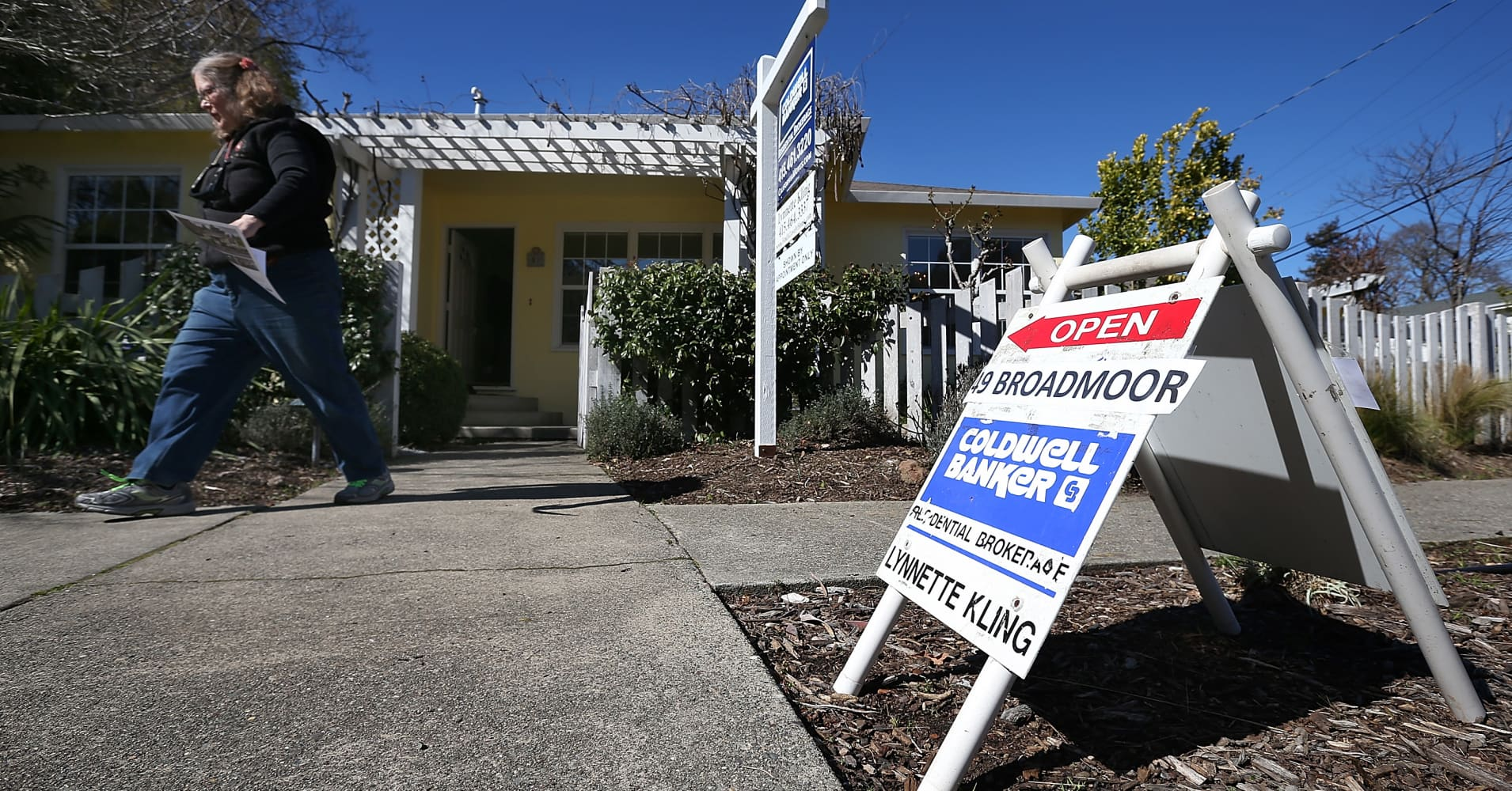 Home values are rising at the slowest rate in more than six years