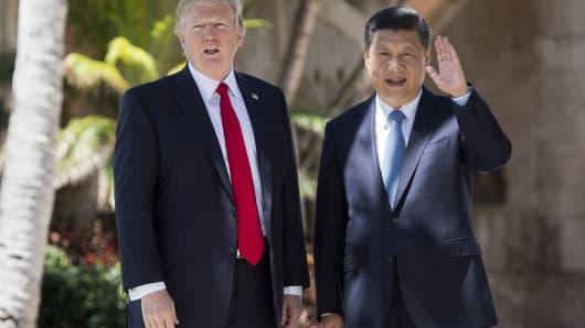 US and China are sketching the outlines of a deal to end the trade war