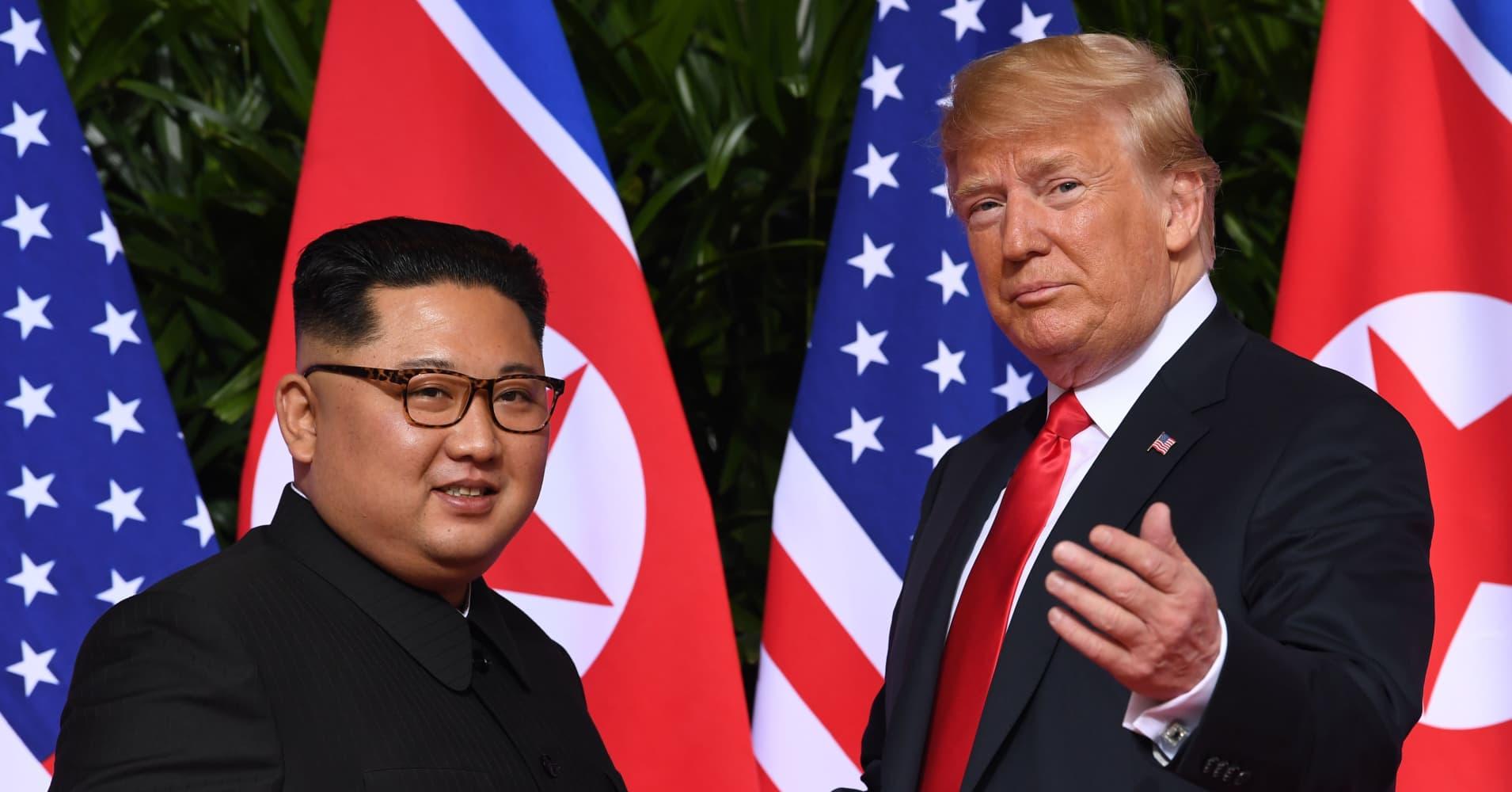 Trump reportedly plans to meet North Korea's Kim Jong Un in Vietnam this month