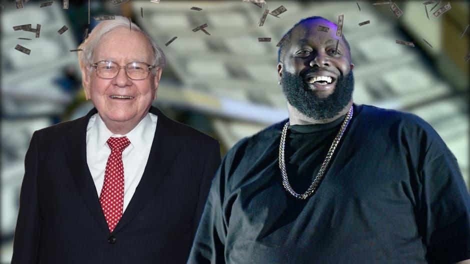 How adopting a Warren Buffet mindset set Killer Mike up for financial success