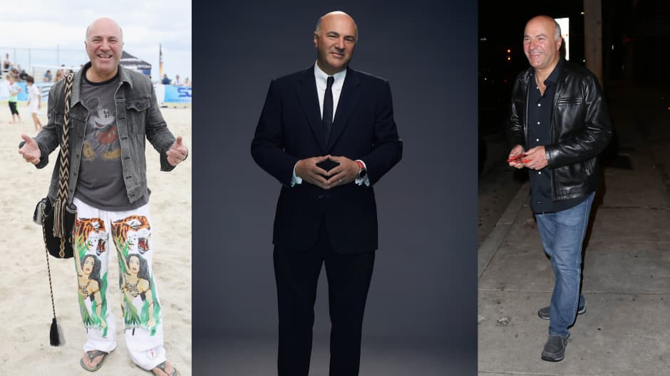 Kevin O'Leary's advice to his 20-year-old-self: Don't buy all that cr** you don't need