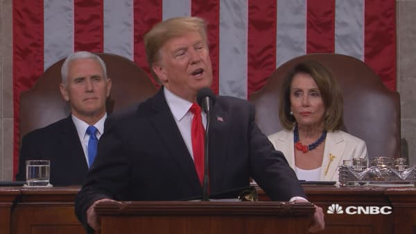 Trump: we are rebuilding American national security