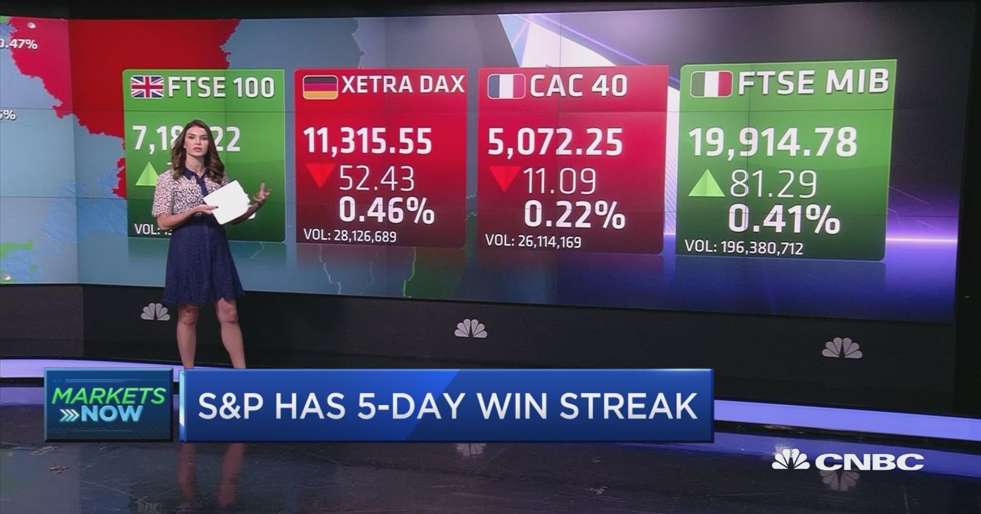 European markets mixed following weak earnings reports