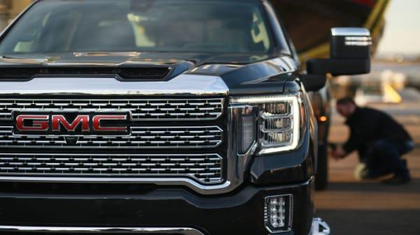 General Motors EPS, revenue beats expectations