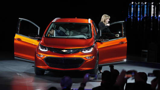 Gm Doesn T Expect To Make Money Off Electric Cars Until Next Decade