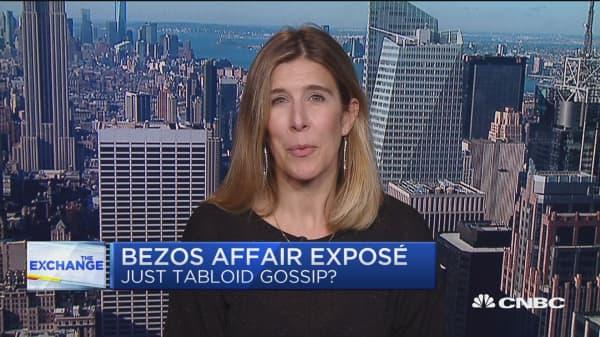 Washington Post reporter discusses her investigation on Bezos affair expose