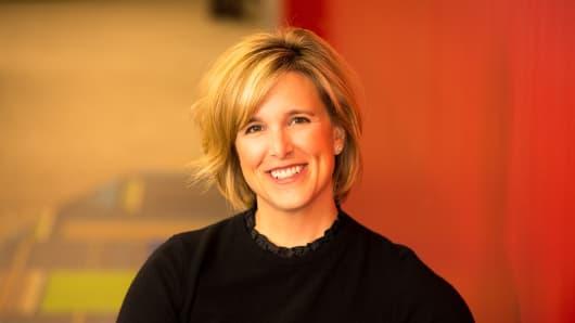 Stephanie Ferris, chief financial officer, Worldpay