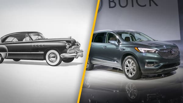 Why Buick is a hit in China, but struggling in the U.S.