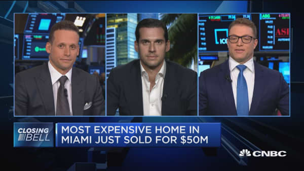 Tax changes are driving luxury NYC homeowners to Miami, says broker