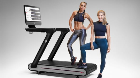 How Peloton exercise bikes and streaming gained a cult following
