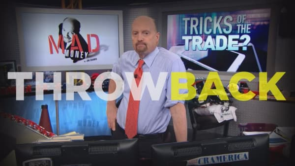 Cramer Remix: After a 20-year hiatus, this stock is finally back