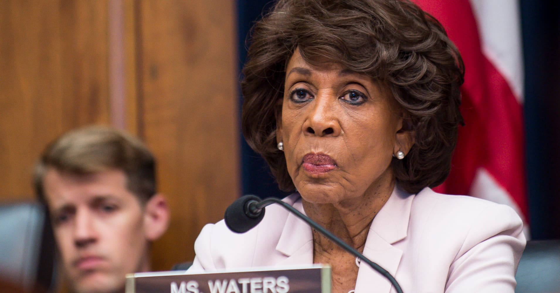 Maxine Waters says BB&T and SunTrust merger deserves serious scrutiny