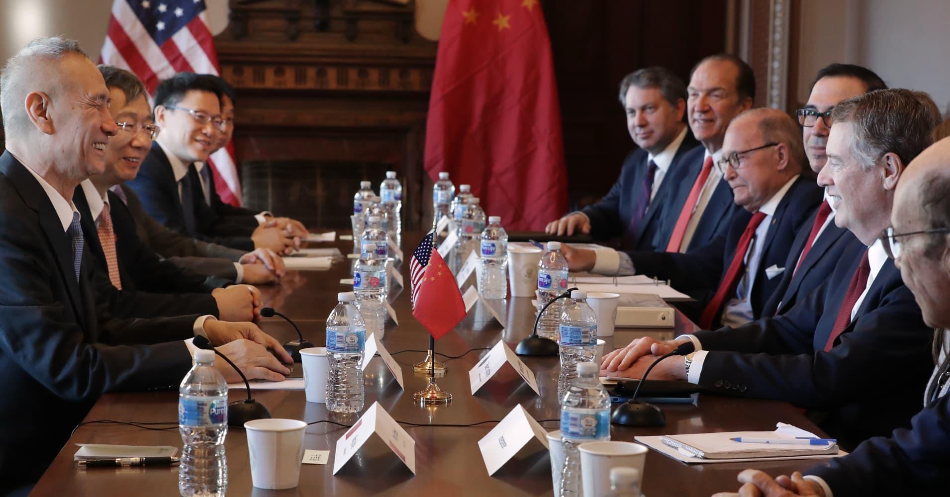 China says it welcomes delay on US tariff hike