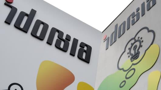 The Idorsia pharmaceutical headquarters in Allschwil, Switzerland.