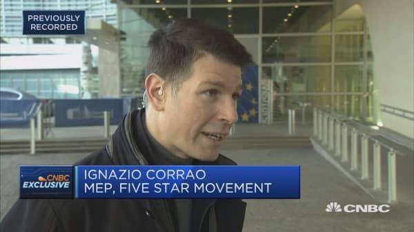 Italian MEP: European Commission must change its attitude