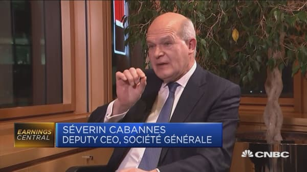 French banking undergoing significant digitalization, SocGen deputy CEO says