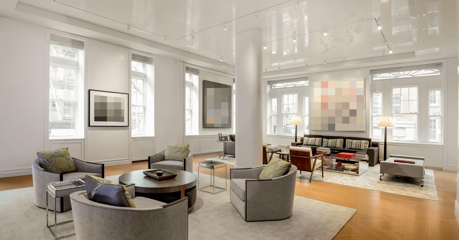 Look inside hedge fund billionaire Steve Cohen's $33 million Manhattan mansion