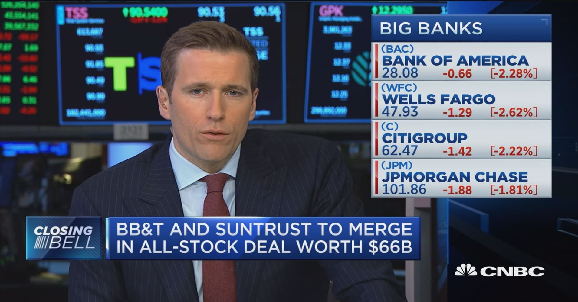 BB&T-SunTrust merger may be defensive
