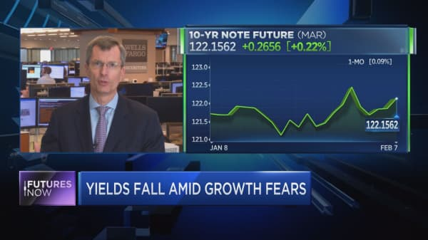 Wells Fargo cuts 2019 rate hike forecast, treasury yield targets