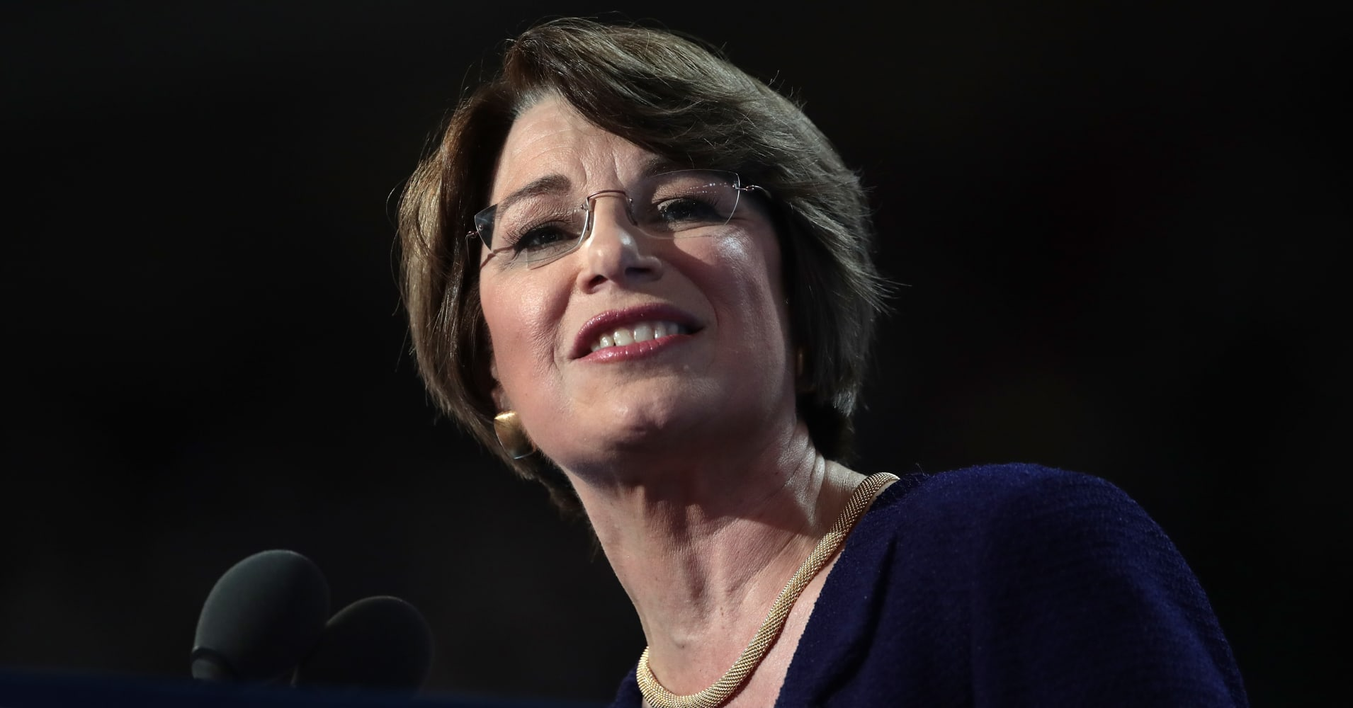 Democratic Sen. Amy Klobuchar is running for president — here are her top priorities