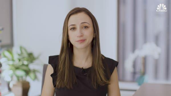 Michelle Meyer speaks on recent labor trends