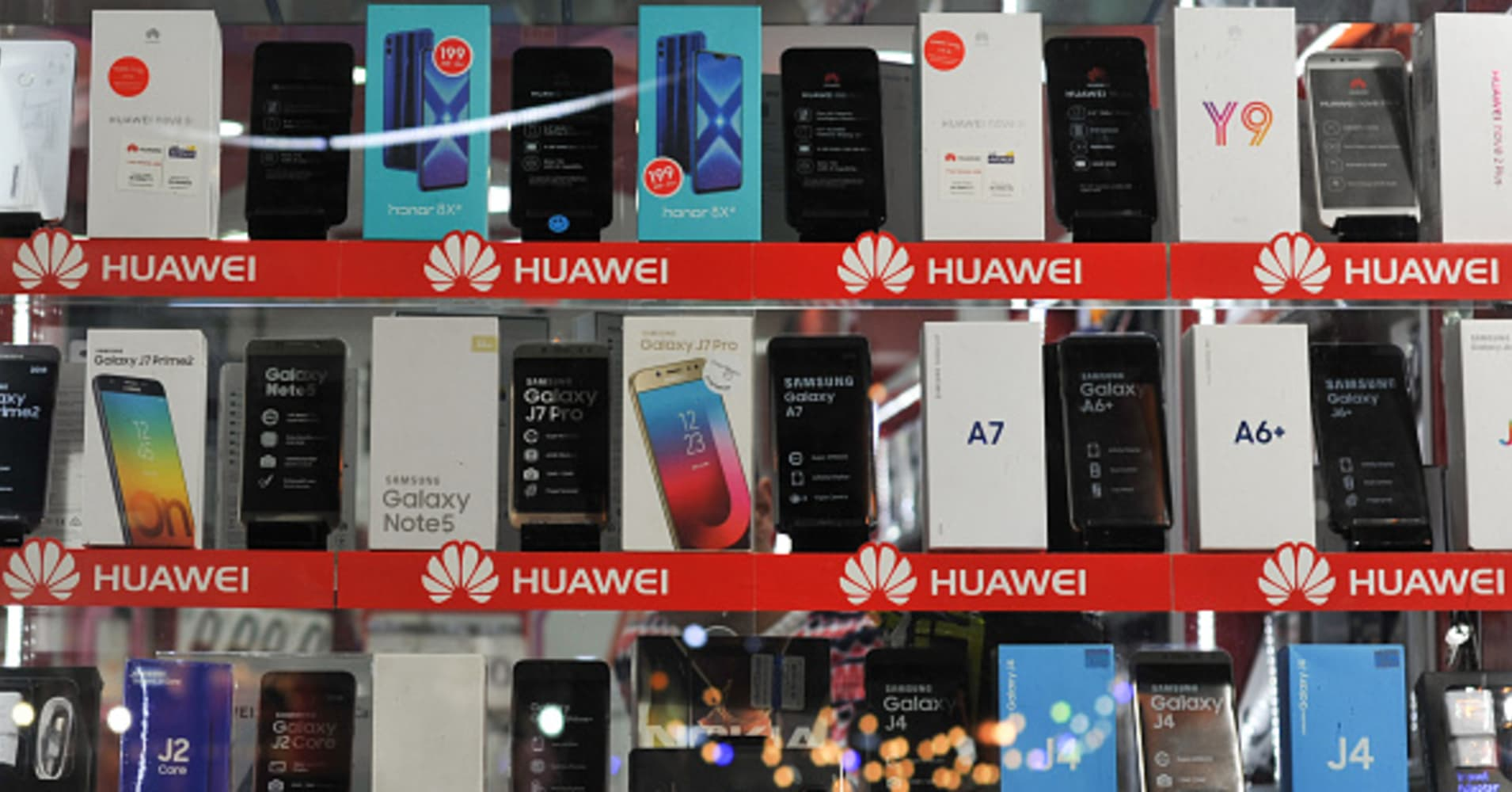 Thailand launches Huawei 5G test bed, even as US urges allies to bar Chinese gear