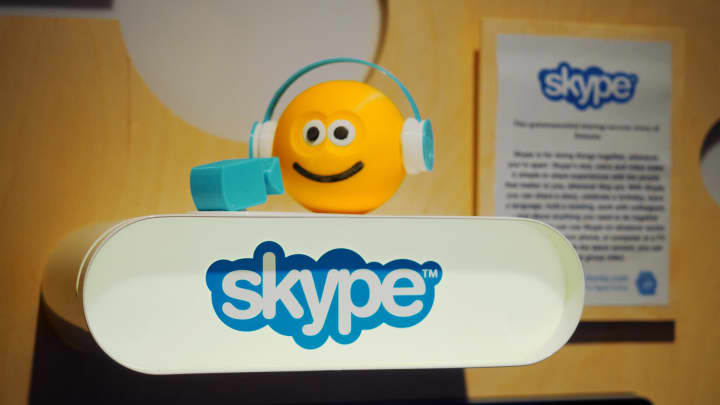 Skype was founded in Estonia in 2003.