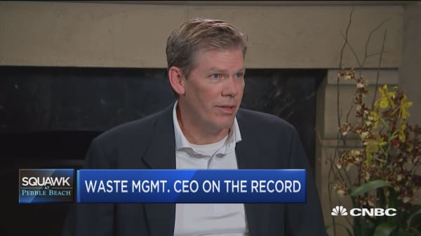 How technology is changing the waste management industry