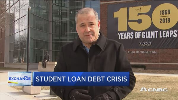 Finding ways to ease the student loan debt crisis