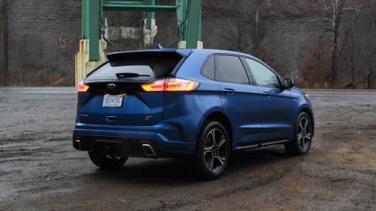 The  Ford Edge St