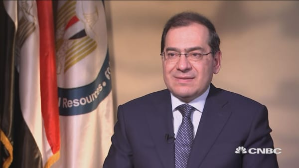 Egypt petroleum minister: Balanced oil price would be fair