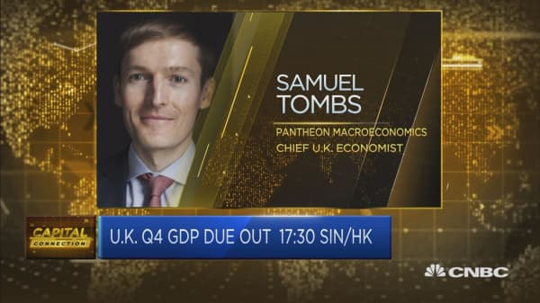 Expecting sharp fall in UK business investment, expert says