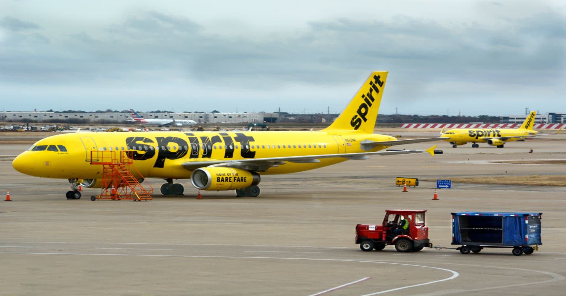 Spirit Airlines CEO Ted Christie on the effects of the shutdown, the  consumer and more