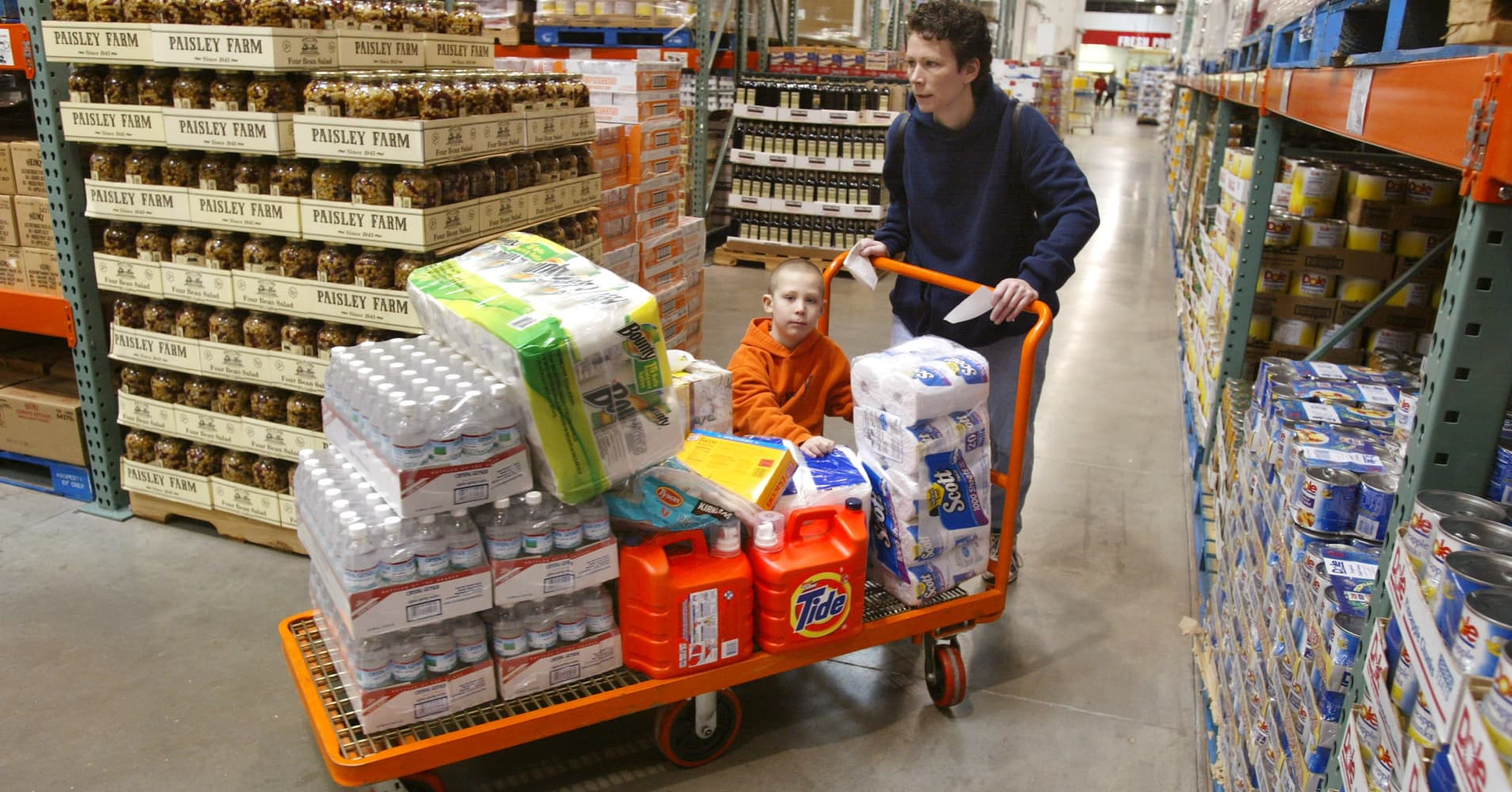 Don't buy these 8 foods at Costco, experts say