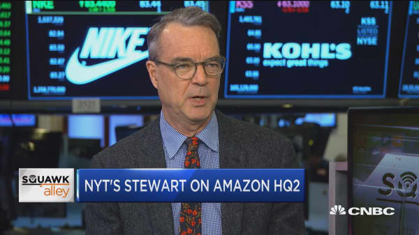 Jim Stewart on HQ2 blowback: What does this say about New York?