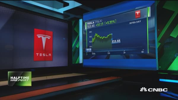Canaccord Genuity upgrades Tesla stock and predicts 40% rally