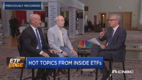 The next frontier for ETFs: Will big tech enter the investment management ring?