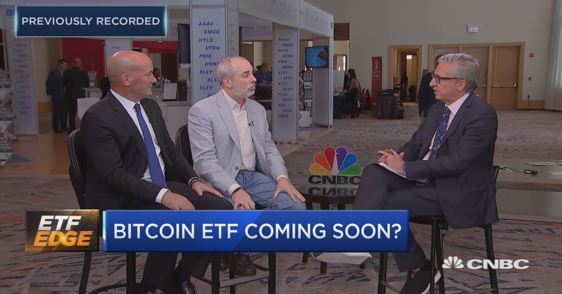 Hot ETFs to watch in 2019: Bitcoin & media