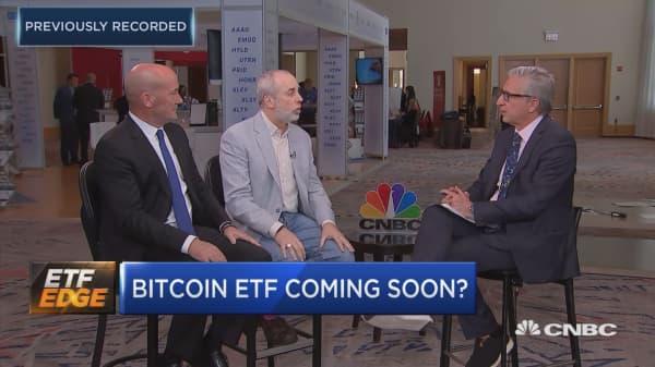 A bitcoin ETF is 'virtually certain,' finance expert Ric Edelman says